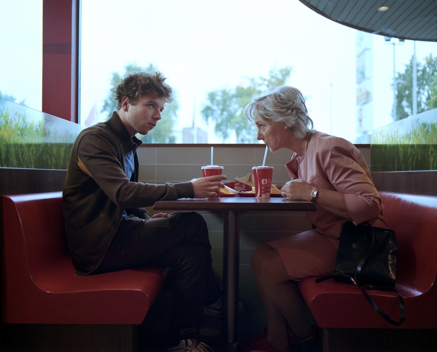 Ünlü oyuncunun kısa filmi Berlin Film Festivalinde 3
