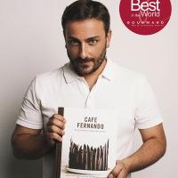 Cafe Fernando Dünyanın En İyi Yemek Kitabı Seçildi