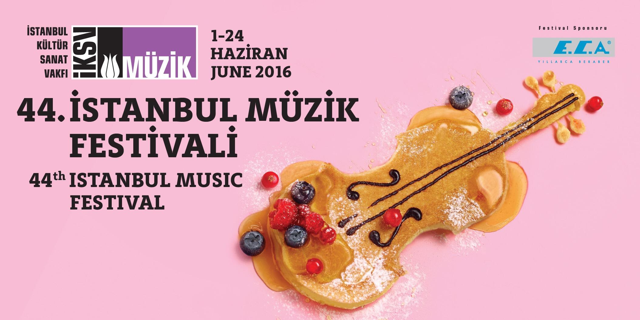 Müzik Aşkın Gıdasıysa, Durmadan Çalınız: 44. İstanbul Müzik Festivali 23