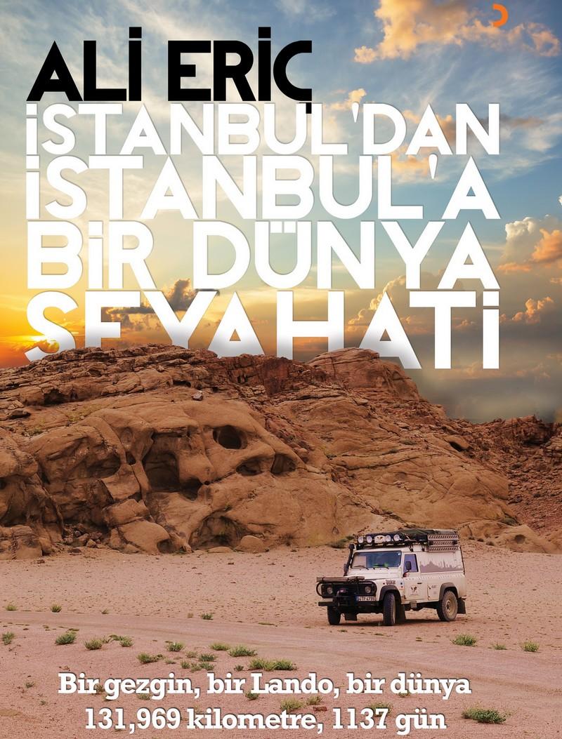 Istanbul'dan Istanbul'a Bir Dunya Seyahati - Kapak