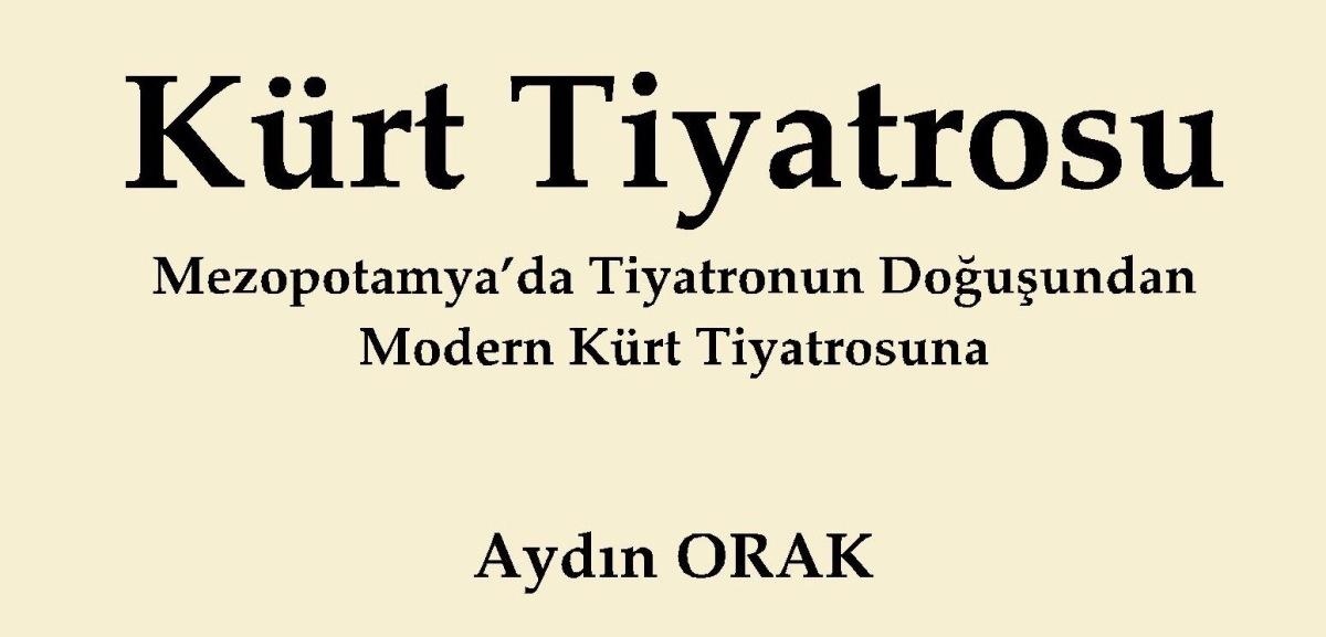 AYDIN ORAK'ın Yeni Kitabı Çıktı!