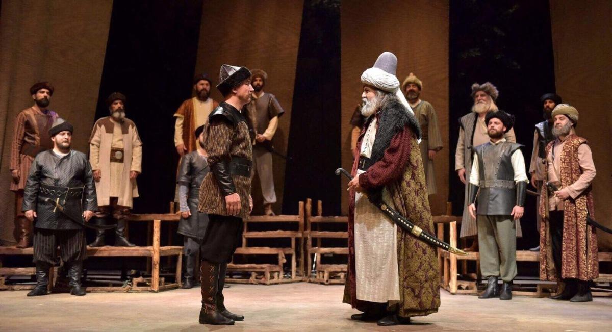 """Tiyatro Sezon Açılışını """"OSMANCIK"""" ile Başkent Ankara' da Kutladık / FÜSUN BALKAYA"""