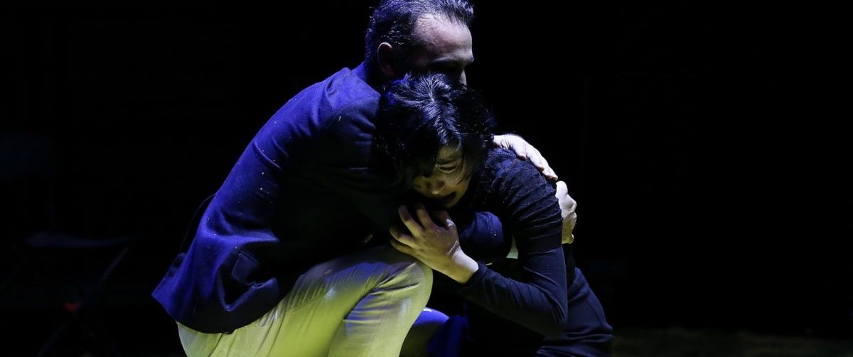 21. İstanbul Tiyatro Festivali'nde 'MARTI' Modern Enstalasyon! / YAŞAM KAYA