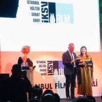 38. İSTANBUL FİLM FESTİVALİ Ödülleri Verildi!