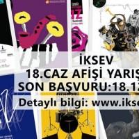 27. İZMİR AVRUPA CAZ FESTİVALİ Afişinin Belirlenmesi İçin Yarışma Düzenleniyor!