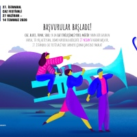 """İSTANBUL CAZ FESTIVALİ """"Genç Caz Konserleri"""" Başvurular Başlıyor!"""