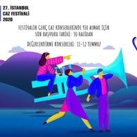 """İstanbul Caz Festivali """"GENÇ CAZ KONSERLERİ"""" İçin Son Başvuru (30 Haziran 2020)"""