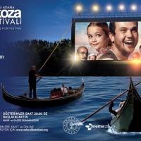 """ADANA ALTIN KOZA FİLM FESTİVALİ """"Gondol'da Film Gösterimleri"""" Açık Hava Sinema Keyfi! (14-20 Eylül 2020)"""